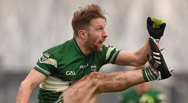 Cahir Healy in action. Photo: Stephen McCarthy/Sportsfile