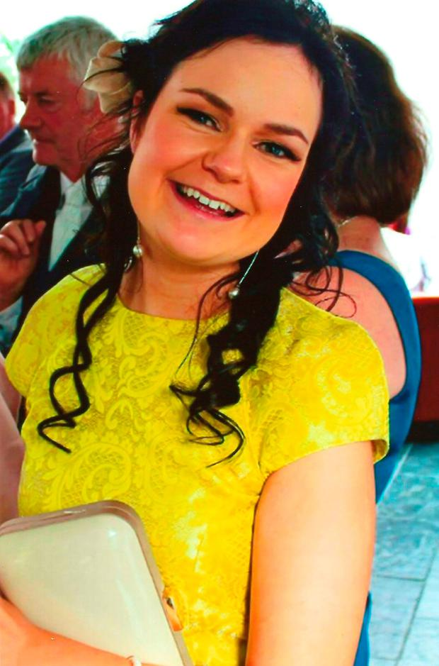 Tragic Karen Buckley. Photo: Crown Office/PA Wire