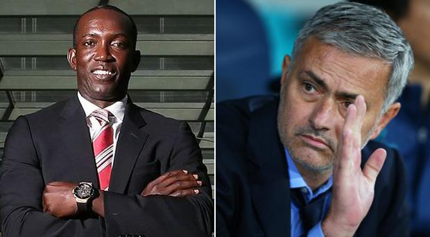Dwight Yorke doesn't feel that Jose Mourinho would be the right man for Manchester United