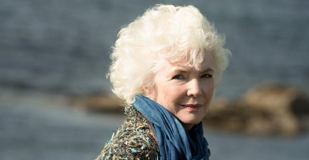 Actress Fionnula Flanagan