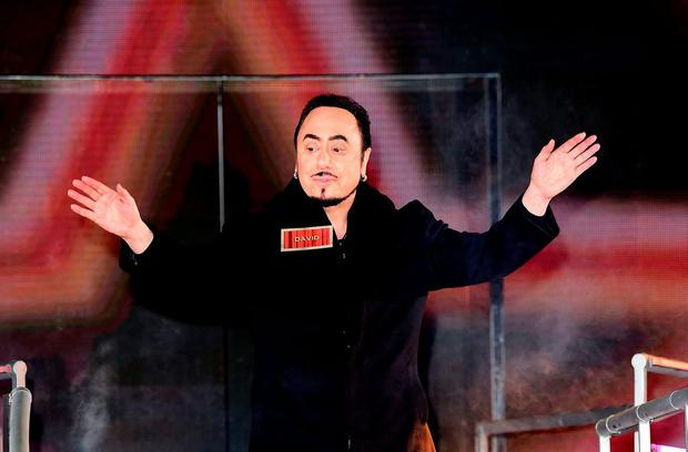 David Gest Credit: Ian West/PA Wire