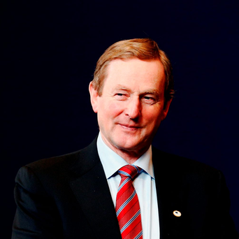 Enda Kenny. Photo: Dean Mouhtaropoulos/Getty Images