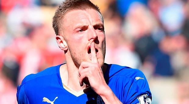 Jamie Vardy (Michael Regan/Getty Images)