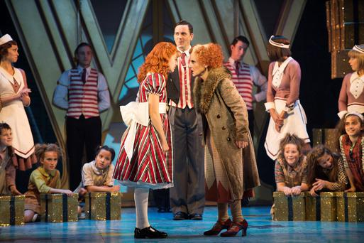 Annie at Bord Gáis Energy Theatre. Photo credit Paul Coltas