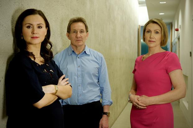 Doctor in the House on TV3 - Prof Niall Moyna, Dr Sinead Beirne & Dr Nina Byrnes (2)