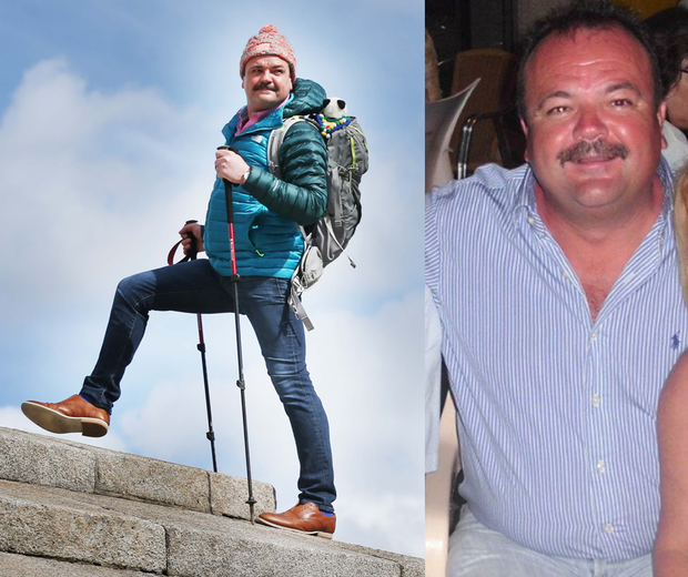 Tony Power (46) shed almost 6 stone and will climb Mount Everest