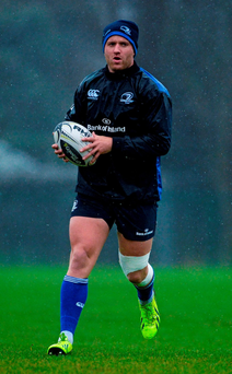 Leinster's Luke Fitzgerald. Photo: Sportsfile