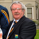 Wicklow county chairman Martin Coleman. Photo: Sportsfile