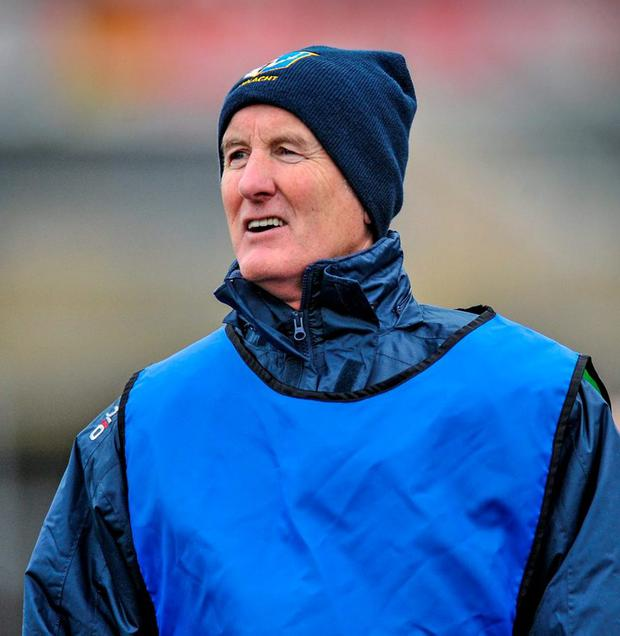 Connacht's coaching and games development manager John Tobin. Photo: Sportsfile