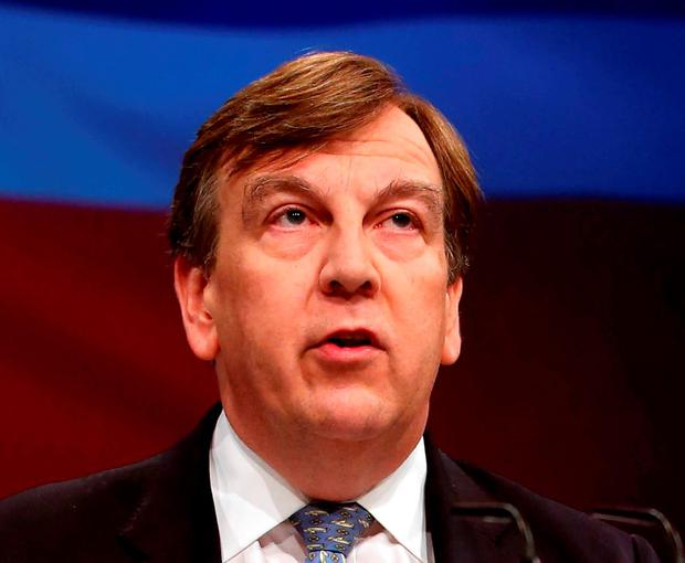 John Whittingdale admitted relationship with prostitute (PA)