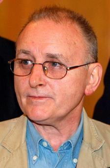 Denis Donaldson. Photo: Paul Faith/PA