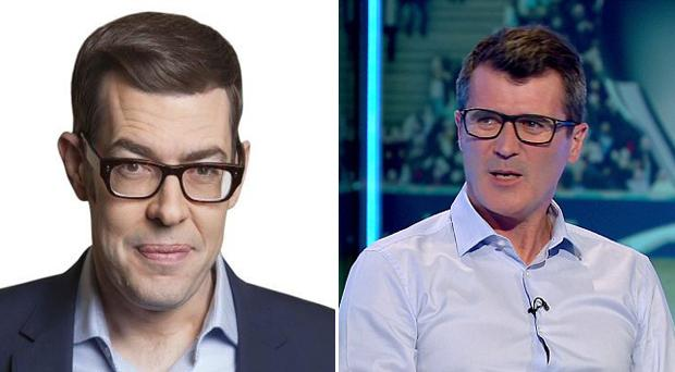 Did Richard Osman and Roy Keane get a two-for-one deal on their spectacles?