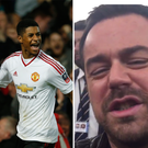 Danny Dyer made a bold prediction before West Ham's FA Cup semi-final