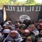 A screengrab taken on May 12, 2014, from a previous video released by Nigerian Islamist extremist group Boko Haram
