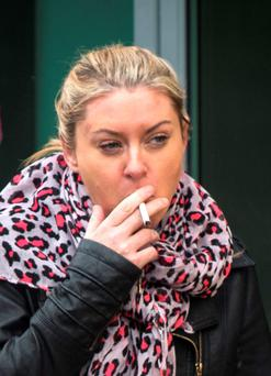 Tammy Foster was given a suspended sentence