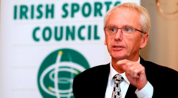 Sport Ireland chief executive John Treacy. Photo: INPHO/Dan Sheridan