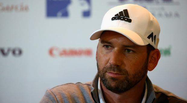 "Sergio Garcia: ""I'm a little bit mentally tired I guess"