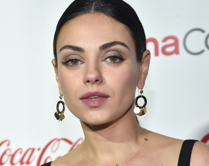 Mila Kunis. Photo: Getty
