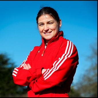 "Katie Taylor: ""I'm obviously very disappointed. She's a fantastic boxer and you can't take it away from her"