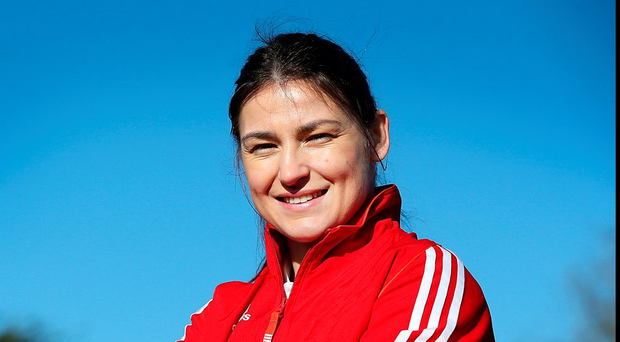 """Katie Taylor: """"I'm obviously very disappointed. She's a fantastic boxer and you can't take it away from her"""