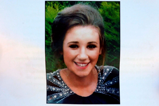 Student Eimear Walsh lost her life in the Berkeley tragedy. Photo: Colin Keegan, Collins Dublin.