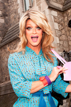 Influential: Panti Bliss Photo: Iain White / Fennell Photography