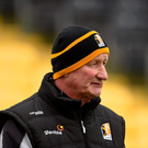 Kilkenny manager Brian Cody (p) has reinstated Richie Hogan and TJ Reid ahead of tomorrow's clash with Clare Photo: Sportsfile