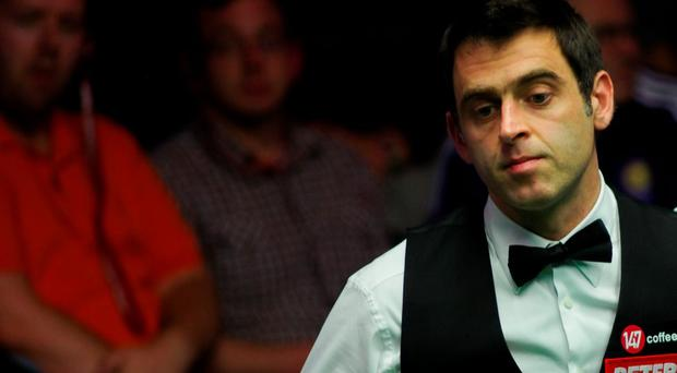 Ronnie O'Sullivan: Asked if Trump has what it takes, O'ullivan said: