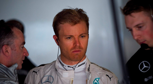 Rosberg: New deal (Getty Images)