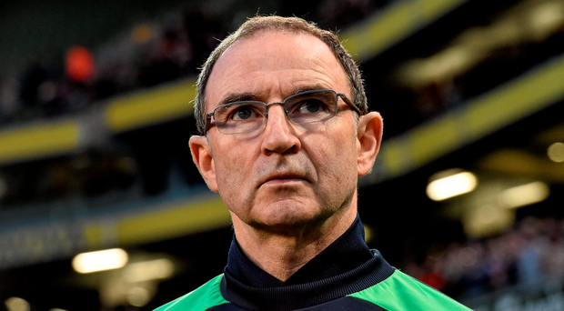 'O'Neill has yet to sign a new contract with the FAI despite indicating that he would be keen to stay on for the World Cup campaign' Photo: Sportsfile