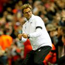 Jurgen Klopp: Messianic qualities Observer. Photo: Carl Recine/Action Images via Reuters
