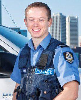 TV STAR: Joe Connolly in RTE show Garda Down Under