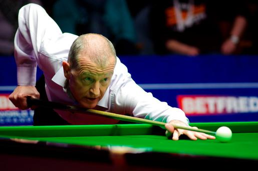 Steve Davis has retired