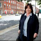 Mary Harney. Photo: Steve Humphreys