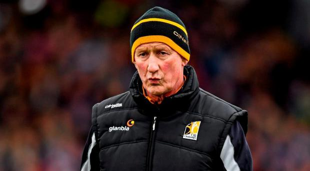Kilkenny manager Brian Cody. Photo: Stephen McCarthy / Sportsfile