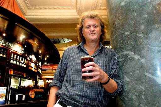 Tim Martin, chairman and founder of J.D.Wetherspoons: Photo: Graham Barclay/Bloomberg News