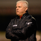 Longford Town manager Tony Cousins. Photo: Seb Daly/Sportsfile