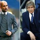 Pep Guardiola will replace Manuel Pellegrini at the Etihad