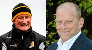 Brian Cody and Ger Loughnane