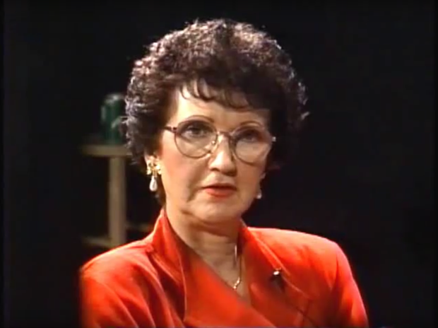 Melissa Shepard in 1994. Photo: Prisontv.net/YouTube