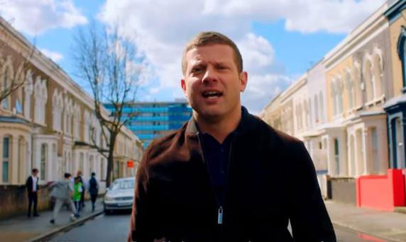 Dermot O'Leary calls on you to audition for X Factor