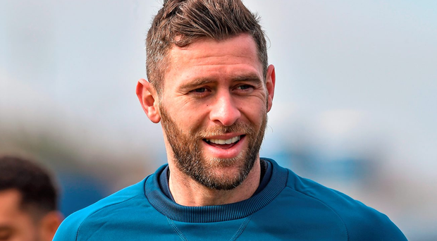 Republic of Ireland's Daryl Murphy. Photo: Sportsfile