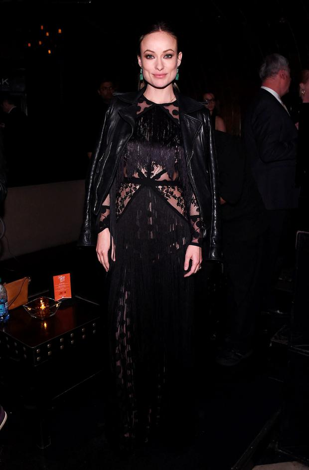 Actress Olivia Wilde attends the 2016 Tribeca Film Festival after party for
