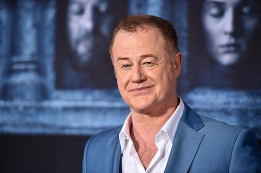 Owen Teale plays villain Ser Alliser Thorne in Game Of Thrones (Photo by Alberto E. Rodriguez/Getty Images)