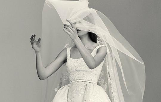 Elie Saab's bridal collection