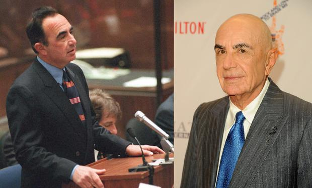 Defense attorney Robert Shapiro