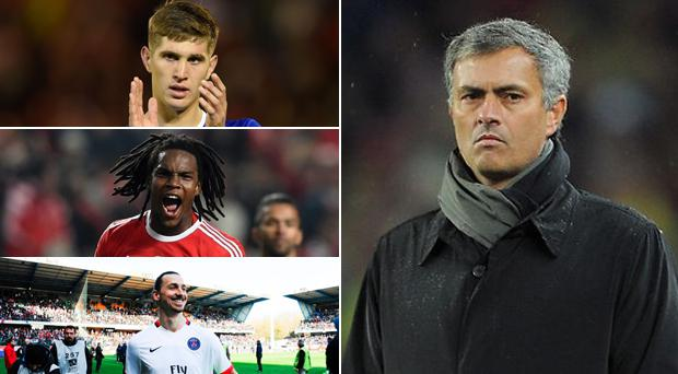Jose Mourinho wants to bring some big names to Old Trafford