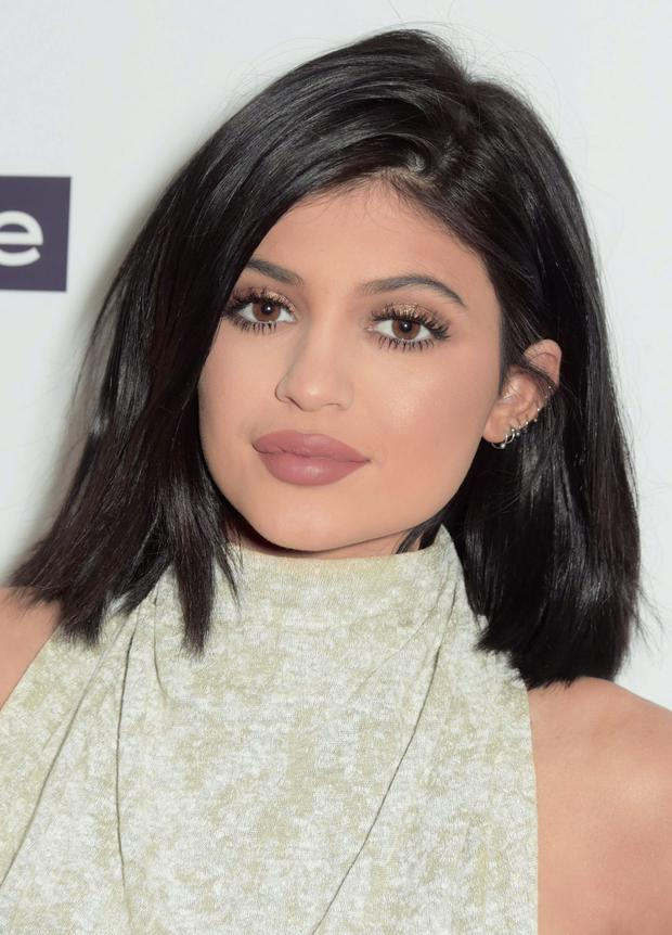 Kylie Jenner as she is now.