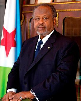 Ismal Omar Guelleh. Picture: Facebook