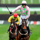 Douvan, with Ruby Walsh up. Photo: Sportsfile